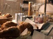 Hotel Spessart Frühstücksbuffet - Marmelade, irische Butter, Nutella, Aufschnitt