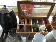 Hotel Spessart Frühstücksbuffet - Messner Tee