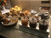 Hotel Spessart Frühstücksbuffet