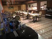 Hotel Spessart Frühstücksbuffet - Viel Platz zum Frühstücken