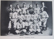 1909 baseball team