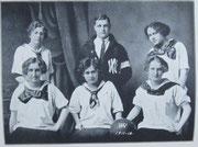 1911-1912 basketball team