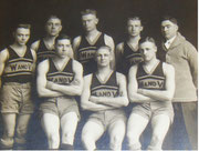 1916 basketball team