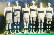 1908-1909 basketball team