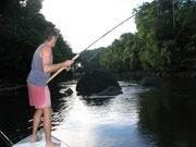 Pêche à l'aïmara