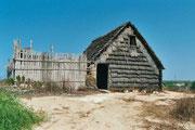 Vieille maison de pêcheur à Tharros