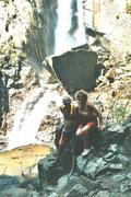 Corse: la cascade de Piscia di Gallu