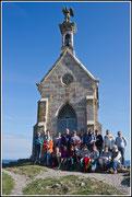 Groupe Rando du CSC LaMano de Nozay (44170) - © Jean-Louis KLEFIZE