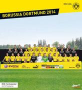 BVB-Tischkalender 2014