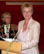 Master Trainerin Christine Shaw