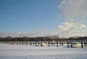 Marina Hooksiel Winter 11/12