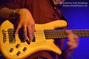 Mein Warwick Bass