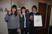 敬愛高校の子達☆日本一の金メダルと銅メダルと共に。