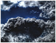 "N° 0004 HDR  ""Wolken - HDR 4"""
