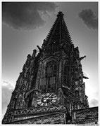 "N° 0010 HDR ""Lambertikirche Münster"""