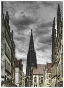 "N° 0008 HDR ""Prinzipalmarkt Münster"""