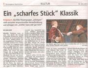 Tennengauer Nachrichten 12. Juli 2012