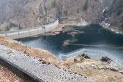 La Diga di Roggiasca 956 m