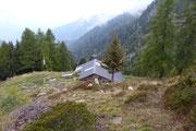 Cortin 1663 m (Val di Roggiasca) Roveredo GR