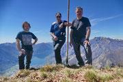 Monte Pidaggia 1528 m