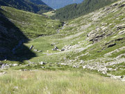 Alpe di Ruscada (Corte di Fondo- Mezzo - Cima)