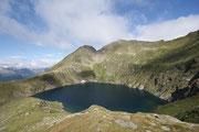 Lago di Chièra grande 2381 m