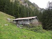 Gamba in Fora 1369 m (Val Gamba) (GR)
