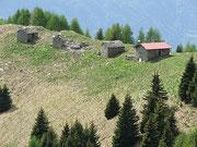 Alpe di Motto - Claro 1864 m