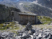 Cassina Baggio - Val Bedretto 2350 m
