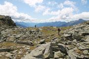 Arrivati alla Bassa di Söu 2443 m