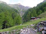 Alpe Rafüsc - Valle di Garzora 1686 m