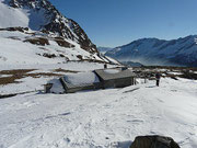Cassina da Vignun - Val Vignun (GR) 2115 m