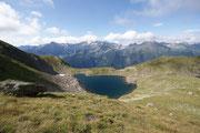 Lago di Chièra piccolo 2344 m