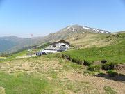 Capanna San Lucio 1542 m - Val Colla