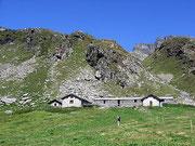 Alp de Mem - S. Vittore (GR) 1950 m