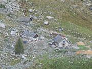 Capanna Alzasca - Alta Val Soladino (Maggia) 1734 m