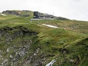 Capanna Motterascio (Michela) 2172 m