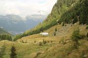 Alp de Calvaresc - Sot 1837 m (Val Calanca) (GR)