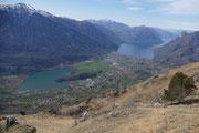 Lago di Piano e Lago di Lugano