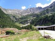 Alp di Sceng 1548 m - Val Pontirone