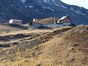 Passo S. Giacomo - Bedretto 2313 m