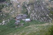 Airon (Agrone) 1601 m (Valle del Chignolasc)