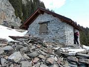 Alpe Martum - S. Vittore 1845 m