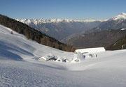 Alpe Gesero - Alta Valle di Arbedo 1875 m