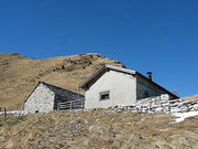 Alpe d'Aspra - Gnosca 1766 m