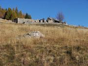 Alpe Arami 1446 m - Valle di Gorduno