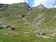 Alpe Mottella 2015 m