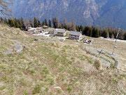 Capanna Alva - Valle di Lodrino 1570 m