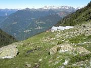 Alp de Mea 1860 m - Val Leggia (GR)