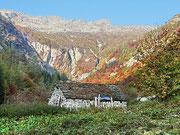 Alpe del Casone Valle di Vergeletto 1271 m